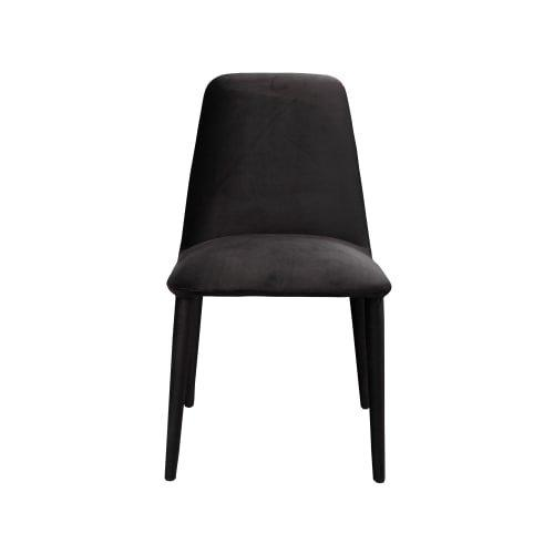 Hunter Dining Chair Black-Set Of Two