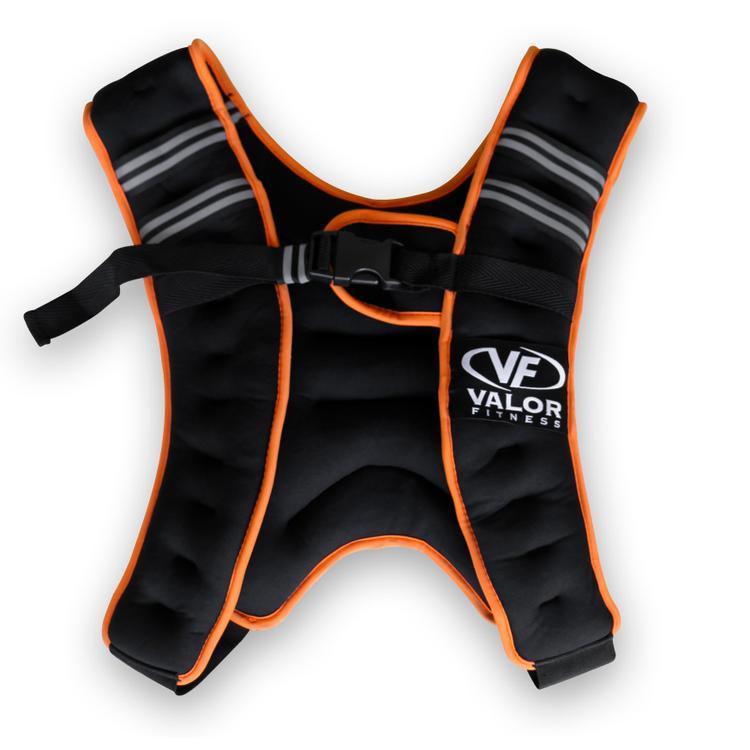 Valor Fitness 18Lb Weight Vest