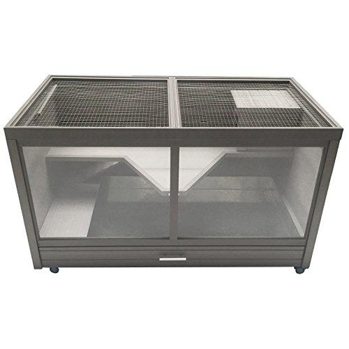 New Age Pet Indoor Rabbit Hutch-Nantucket