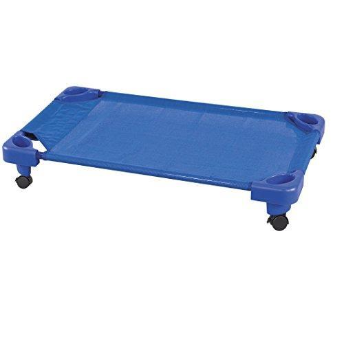 Toddler Stackable Kiddie Cot Carrier - Blue