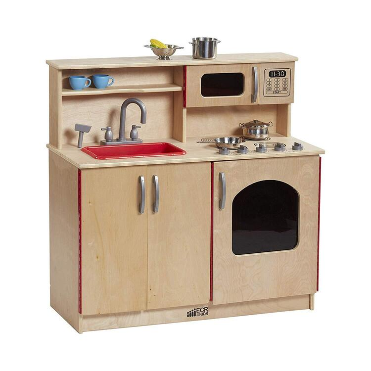 Birch Play Kitchen - Sink