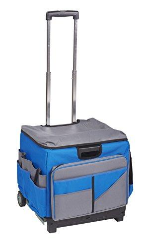 Universal Rolling Cart and Organizer Bag, BL