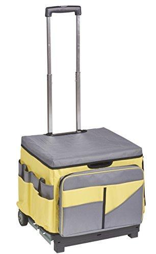 Universal Rolling Cart and Organizer Bag, YE