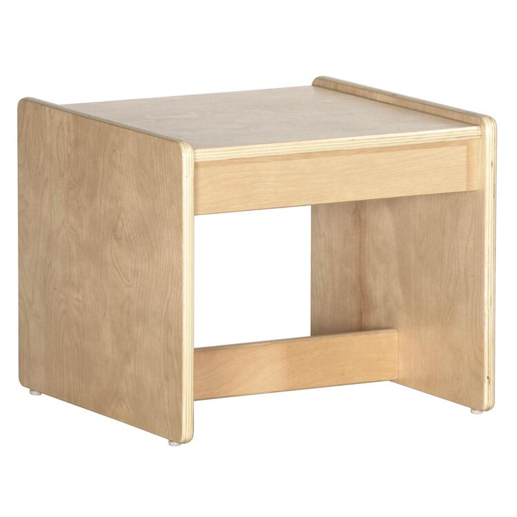 Birch End Table
