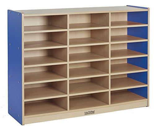 CE 18 Compartment Multi-Purpose Cabinet