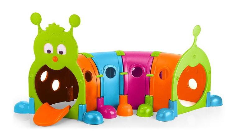 GUS Climb-N-Crawl Caterpillar - Vibrant [Item # ELR-12520]