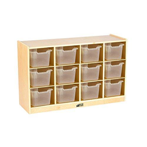 ECR4Kids 12 Tray Cabinet