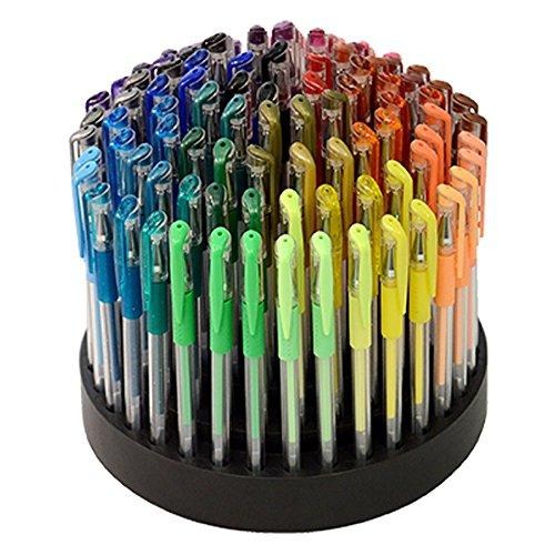 GelWriter® 100-Count Pens in Rotating Stand