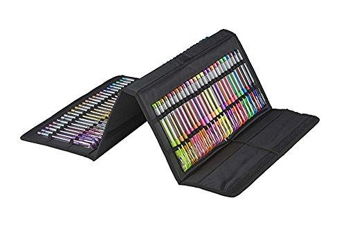 GelWriter® 75-Count Gel Pens in Fabric Easel - Set of 12