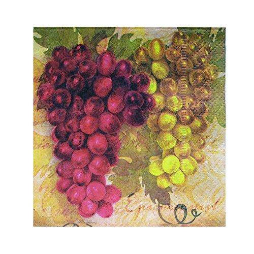 Epicureanist Vineyard Napkins 1 Pack