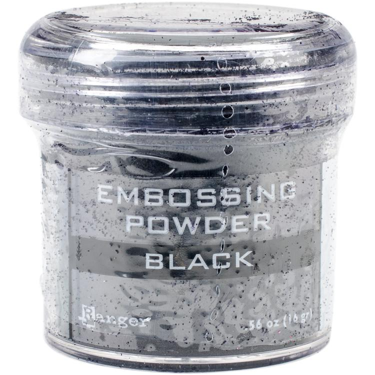 Embossing Powder-Black
