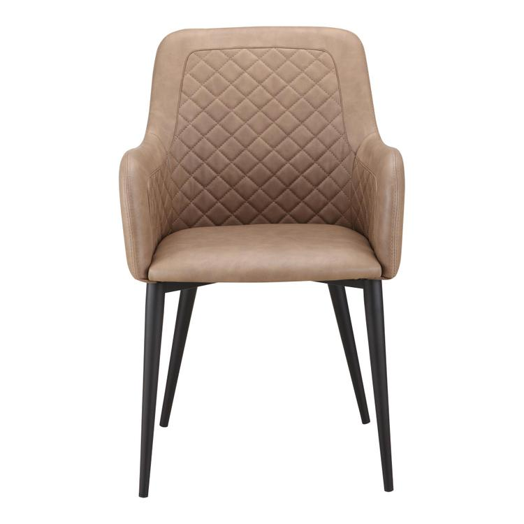 Cantata Dining Chair Brown-Set Of Two