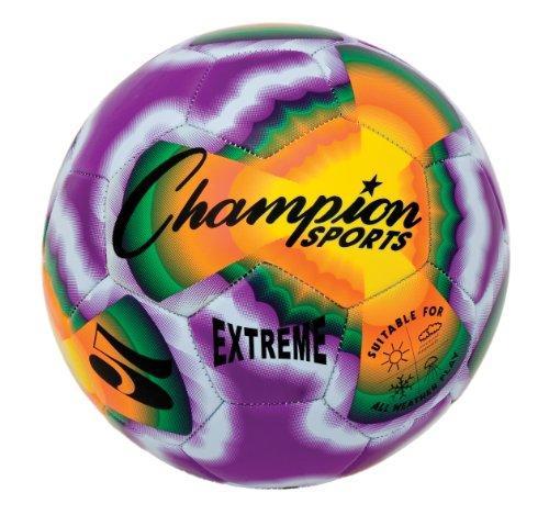 Extreme Tie Dye Size 4 Soccer Ball