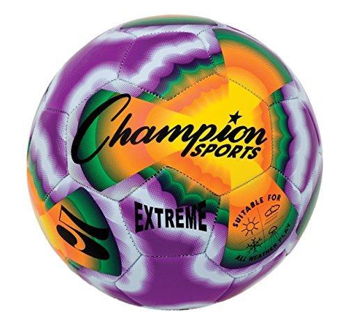 Extreme Tie Dye Size 5 Soccer Ball