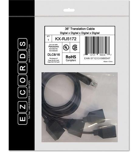 Dlc8/16 Ns700 Translation Cable
