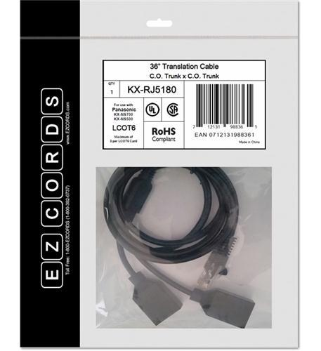 Lcot6 Ns700 Translation Cable