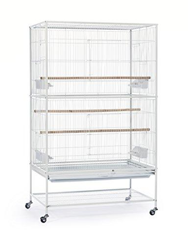 Prevue Pet Products Wrought Iron Flight Cage with Stand