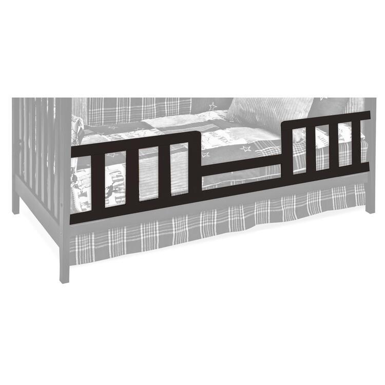 Toddler Guard Rail for Crib