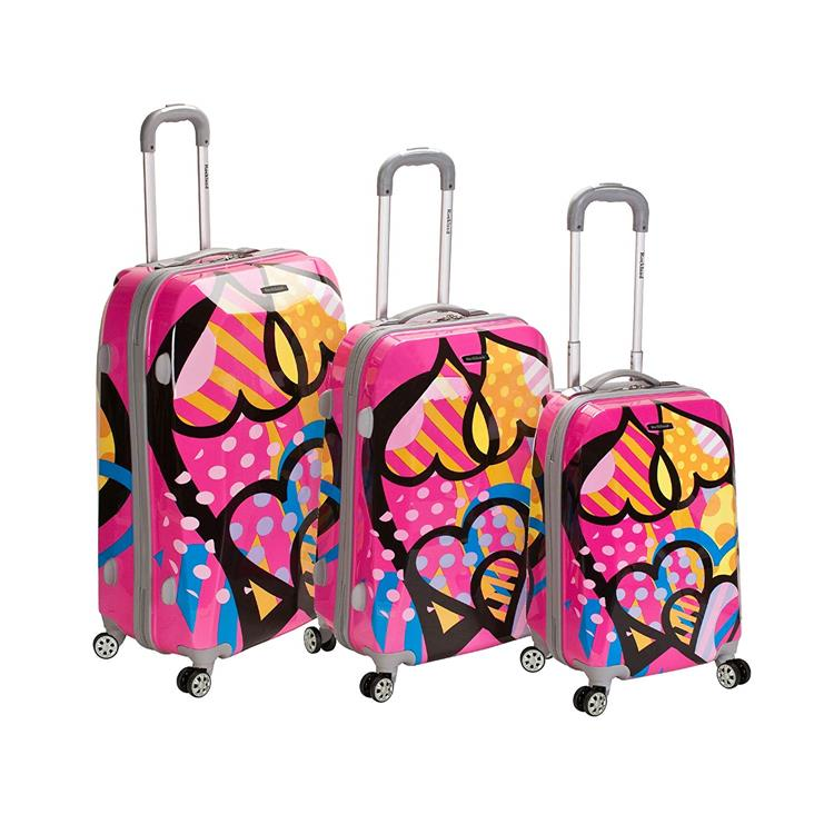 Vision Polycarbonate/Abs Luggage Set