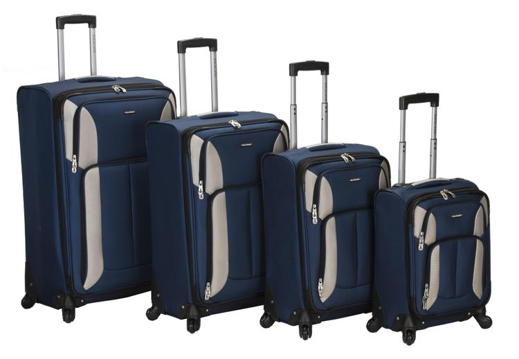 Impact Spinner Luggage Set