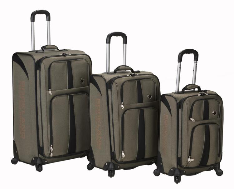 Eclipse Spinner Luggage Set