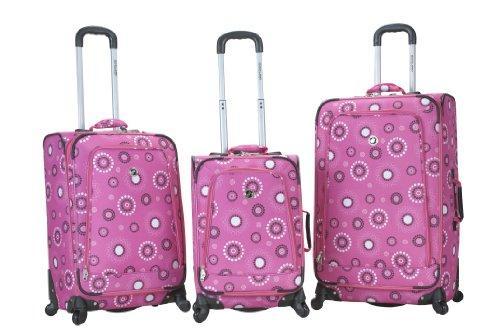 Fusion 3 Piece Luggage Set
