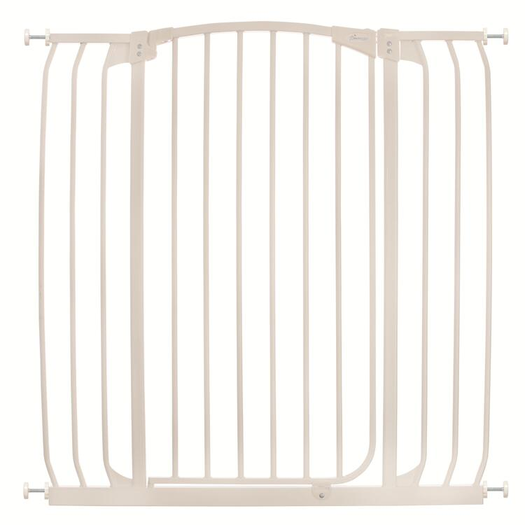 Dreambaby Chelsea Tall Xtra Hallway Swing Close Gate - [F191W]