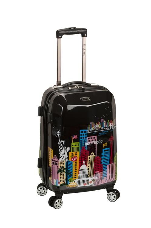 Rockland Fox Luggage 20