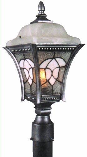 Abington Estate Post Mount Light