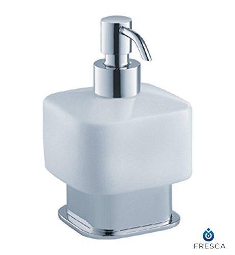 Fresca Solido Lotion Dispenser (Free Standing) - Chrome
