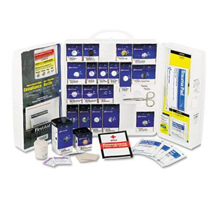 First Aid Only™ SmartCompliance™ ez Refill System First Aid Cabinet
