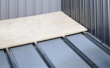 Arrow Sheds Floor Frame Kit for Arrow Sheds