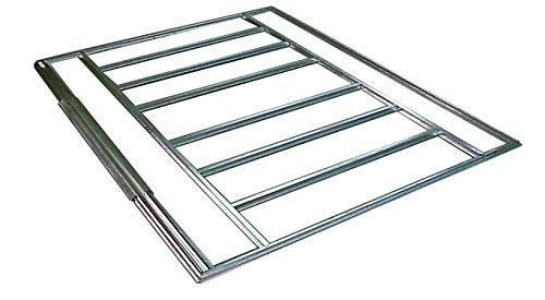 Arrow Sheds Euro-Lite Pent Floor Frame Kit, 6x4, 8x4, 10x4 [Item # FBSELP]