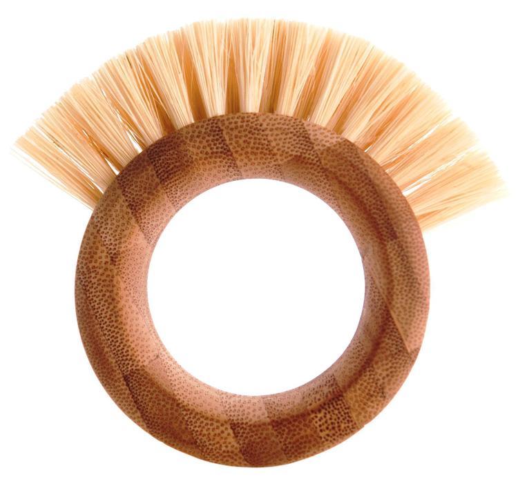 Fc09106 Ring Veggie Brush [Item # FC09106]