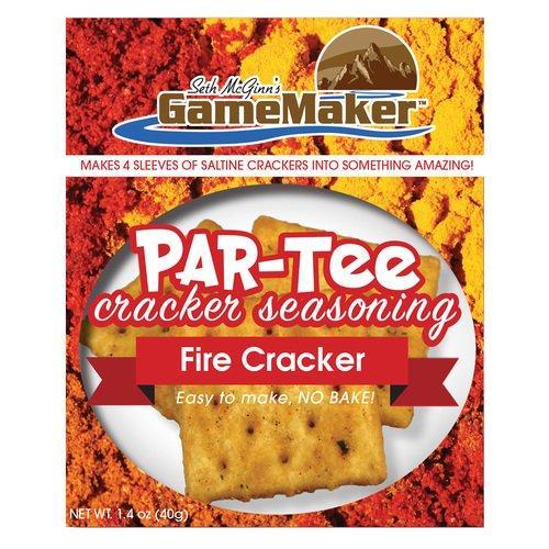Game Maker PAR-TEE Cracker Seasoning - Fire Cracker