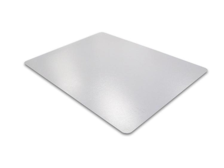 Cleartex UnoMat   Anti-Slip Chair Mat   For Polished Hard Floors / Very Low Pile Carpets / Carpet Tiles   Rectangular Size 48