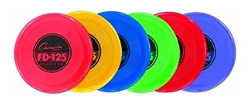 125 Gram Competition Plastic Disc