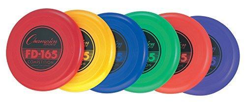 165 Gram COMPETITION PLASTIC DISCS