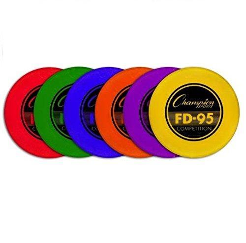 95 Gram COMPETITION PLASTIC DISCS