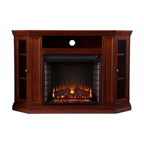 Claremont Convertible Media Electric Fireplace