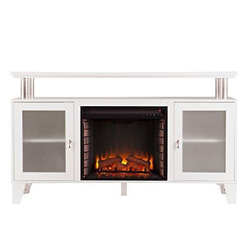 SEI Cabrini Media Electric Fireplace