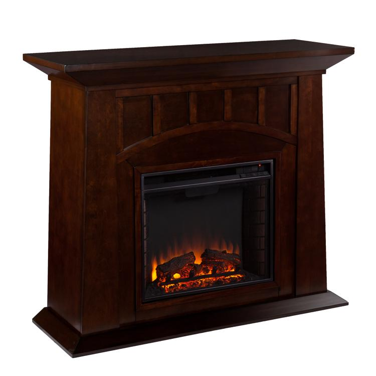 Southern Enterprises Lowery Electric Fireplace