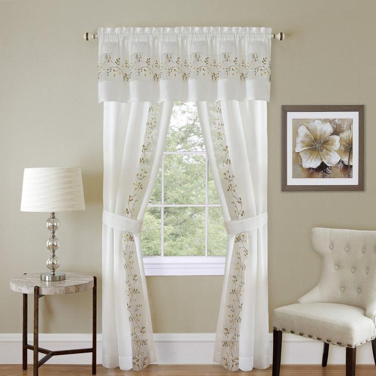 Fairfield Window Curtain Set