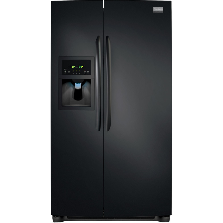 26 Cu. Ft. Gallery Series Side-by-Side Refrigerator