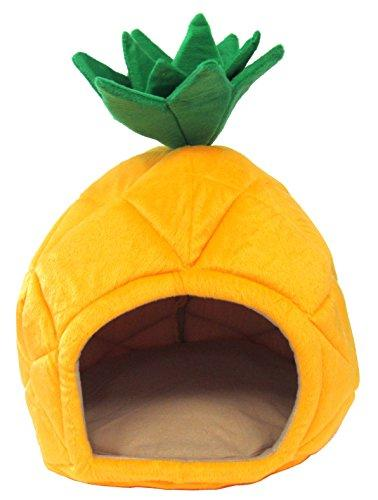 Pineapple Pet Bed house, Small