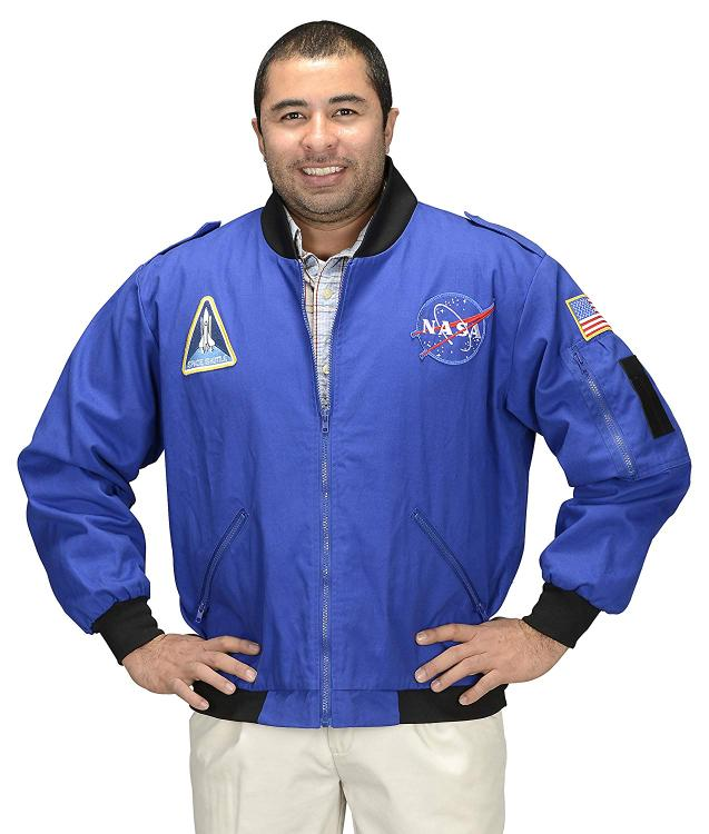 Adult Flight Jacket, size Adult Small [Item # FJN-A1]