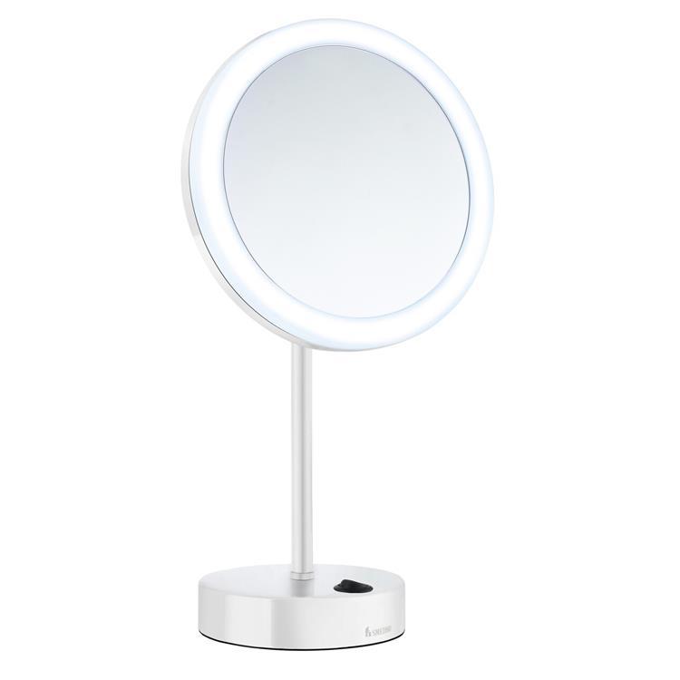 Freestanding Shaving/Make Up Mirror