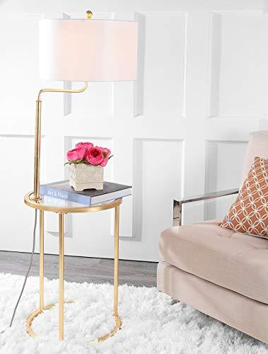 Safavieh Crispin Floor Lamp Side Table