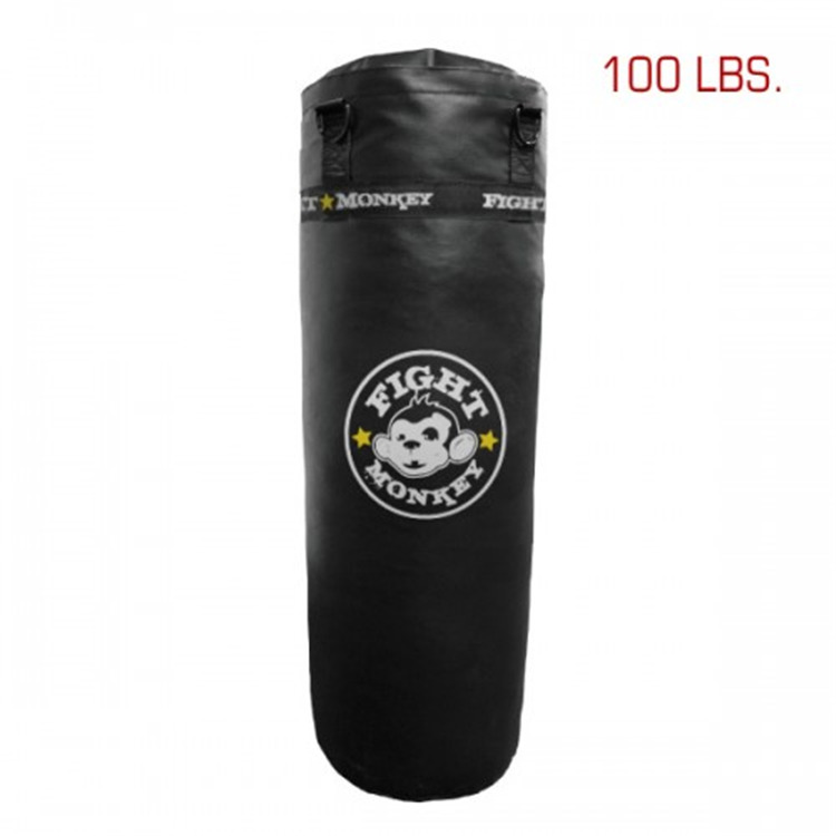 Fight Monkey Commercial Vinyl Heavy Bag