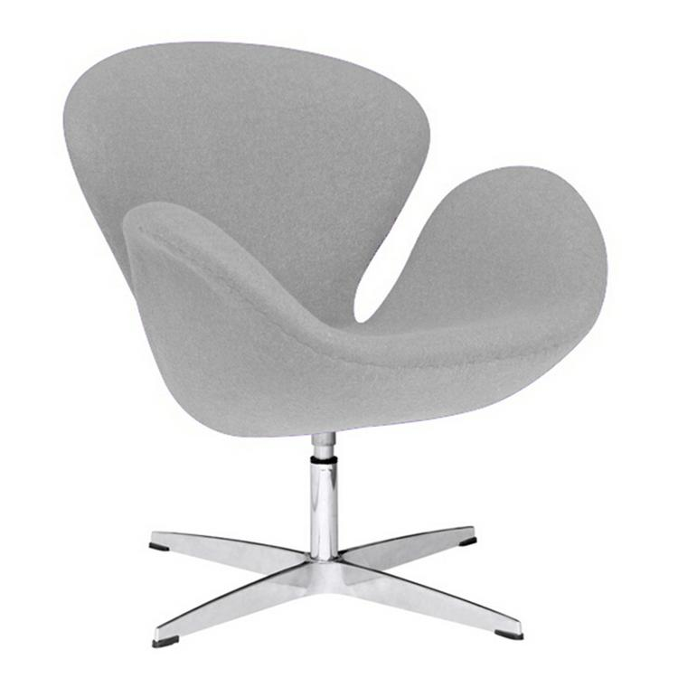 Fine Mod Imports Swan Chair Fabric